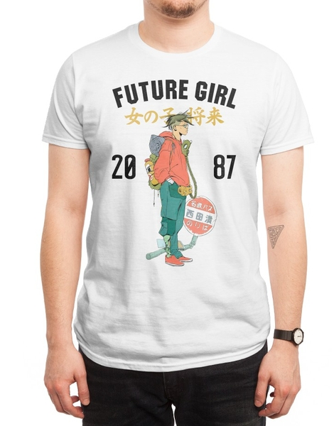 Future Girl Hero Shot