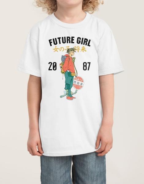 Future Girl Hero Shot
