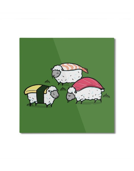 Susheep! Hero Shot