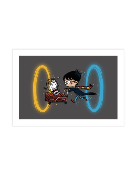 Harry Portal Hero Shot