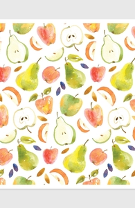 Apples and pears Hero Shot