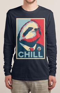 Sloth For President Hero Shot