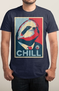 Sloth For President Hero Shot