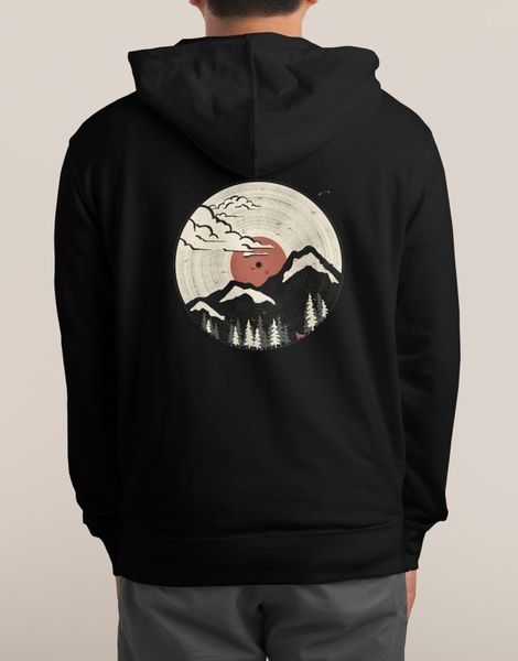 Cool Mens Hoodie Designs on Threadless