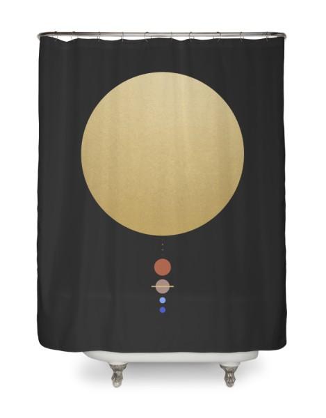 Solar System Hero Shot