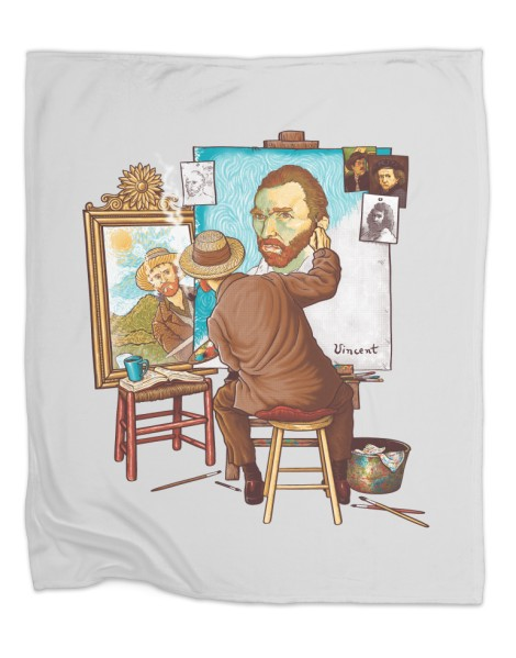 Van Gogh Triple Self-Portrait Hero Shot