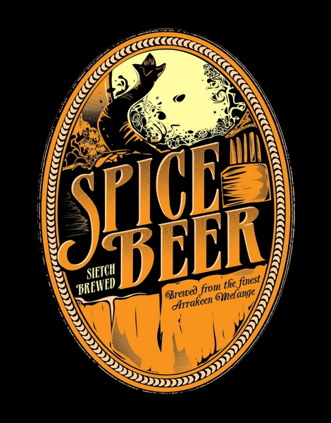 Spice Beer Hero Shot
