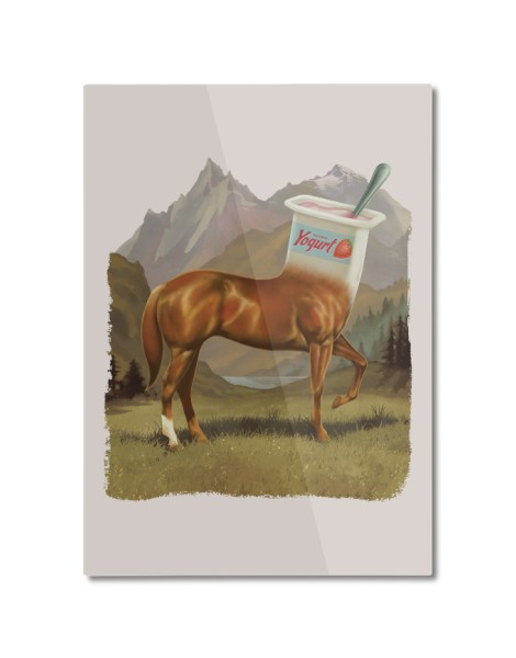 Half Horse Half Yogurt Hero Shot