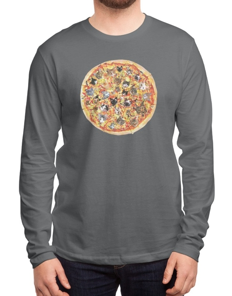 If the Internet Was a Pizza Hero Shot