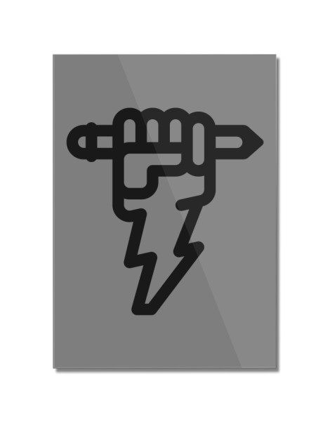 Pencil Lightning Hero Shot