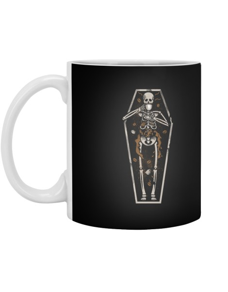 Enjoy The Coffee(n) Hero Shot