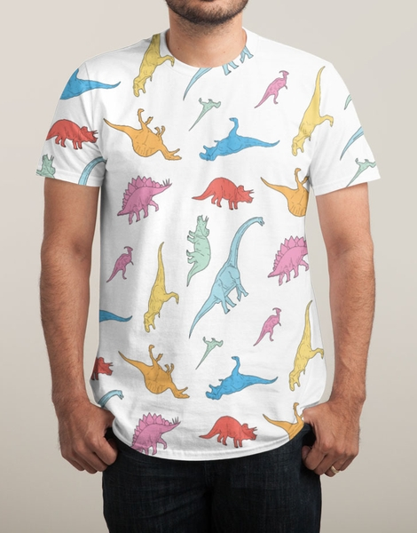 Sublimation t-shirt designs by artists worldwide