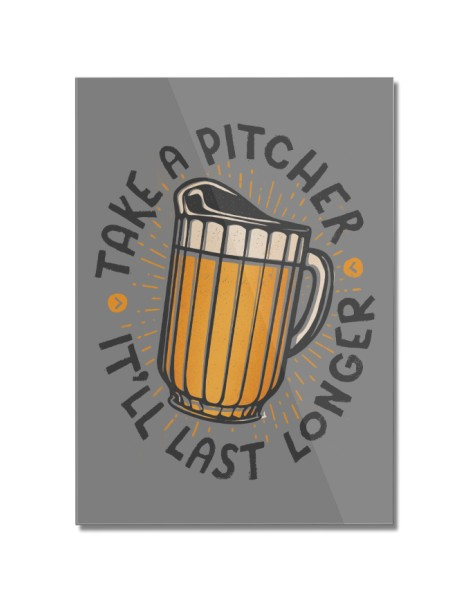 Take A Pitcher Hero Shot