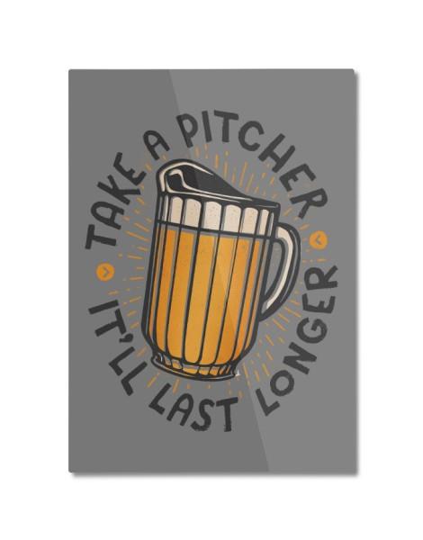 Take A Pitcher Hero Shot