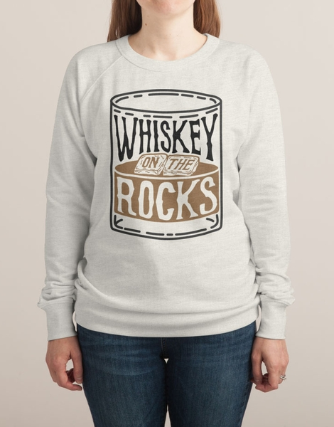 Whiskey On The Rocks Hero Shot
