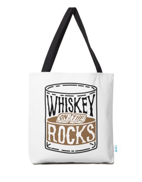 Whiskey On The Rocks Hero Shot