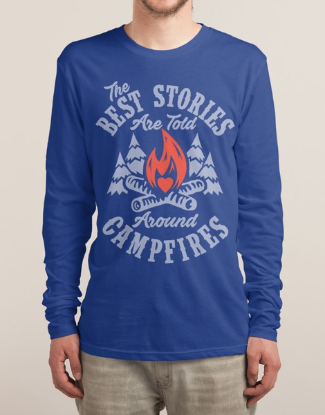 Campfire Stories Hero Shot
