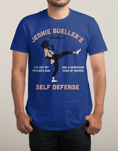 Jeanie Bueller's Class of Self Defense Hero Shot