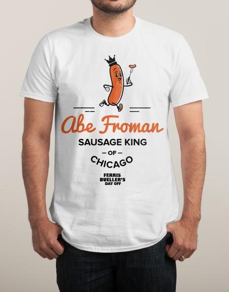 Abe Froman's Logo Hero Shot