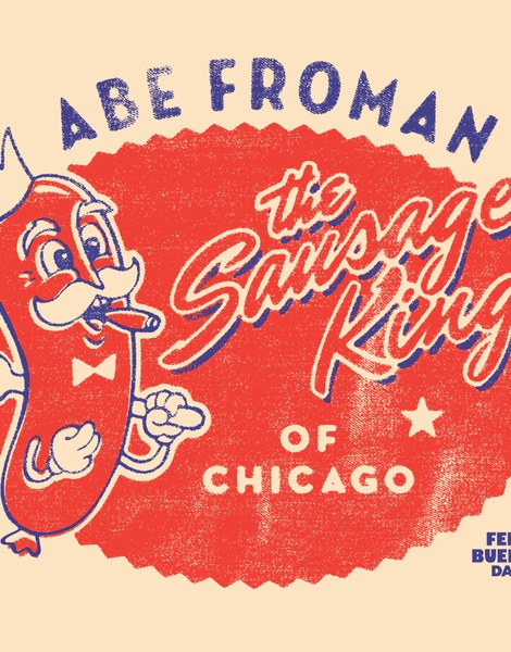 The Sausage King of Chicago Hero Shot
