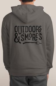 Outdoors & S'mores Hero Shot