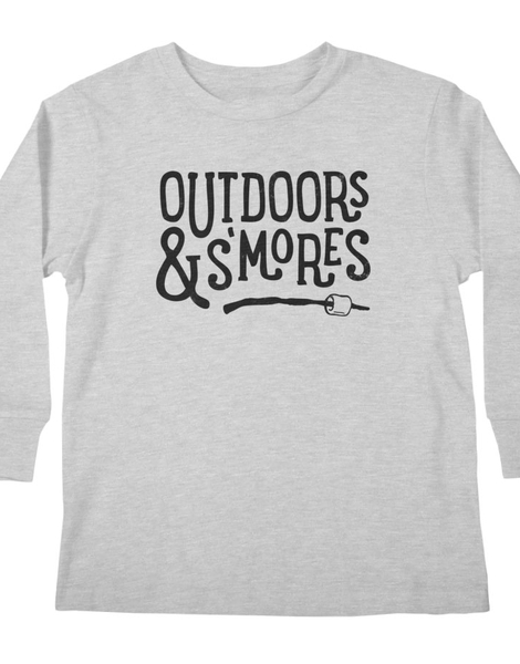 Outdoors & S'mores Hero Shot