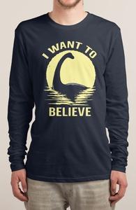 Believe in Nessie Hero Shot