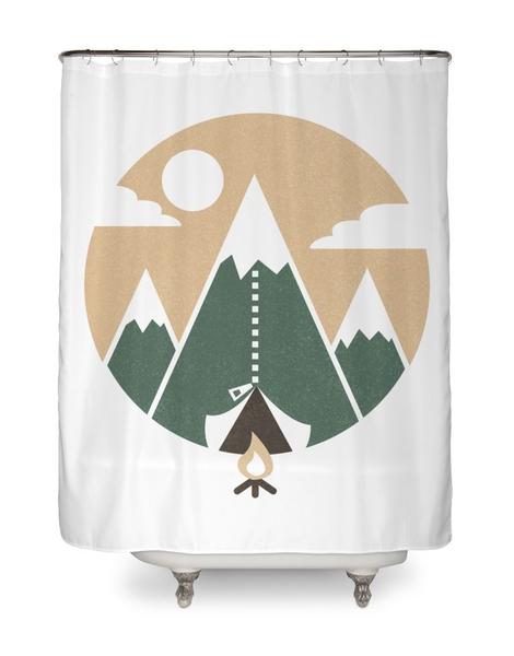 Mountain tent Hero Shot