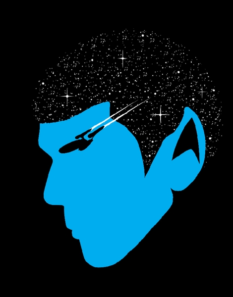 SPOCK... Hero Shot
