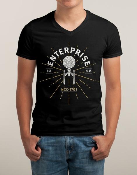Star Trek Emblem: Enterprise Hero Shot