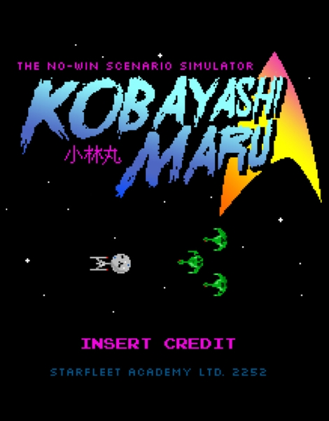 Beat the Kobayashi Maru Hero Shot