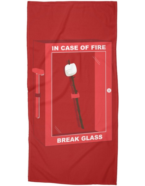 In Case of Fire Hero Shot