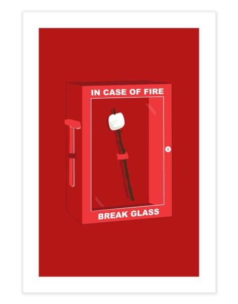 In Case of Fire Hero Shot