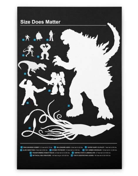 Size Matters Hero Shot