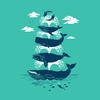 whales t-shirts