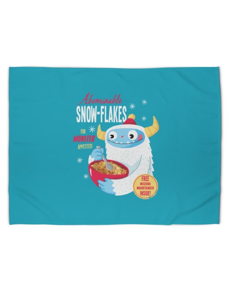 Abominable Snow-Flakes Hero Shot