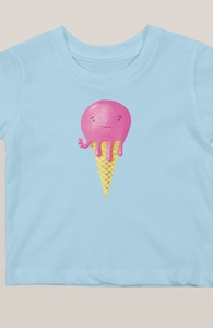 Octopus Ice Cream Hero Shot