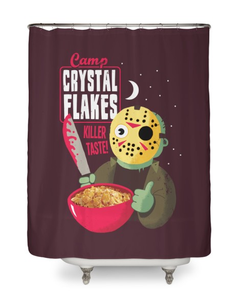 Camp Crystal Flakes Hero Shot