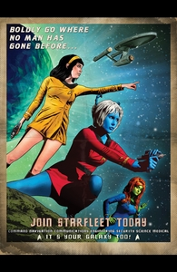 Dance of the Orion Women & It's Your Galaxy Too! Hero Shot