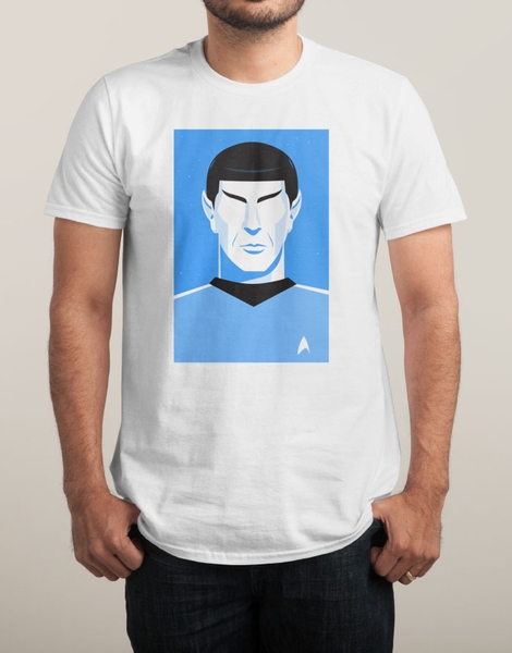 Mr. Spock Hero Shot