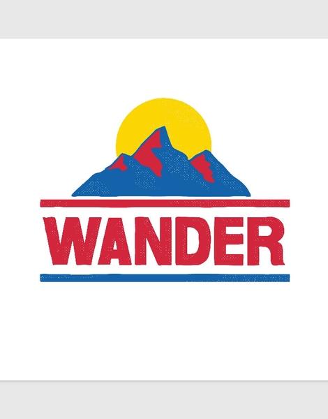 Wander Hero Shot