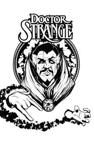 Doctor Strange  Hero Shot