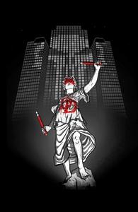 Blind Justice. Hero Shot