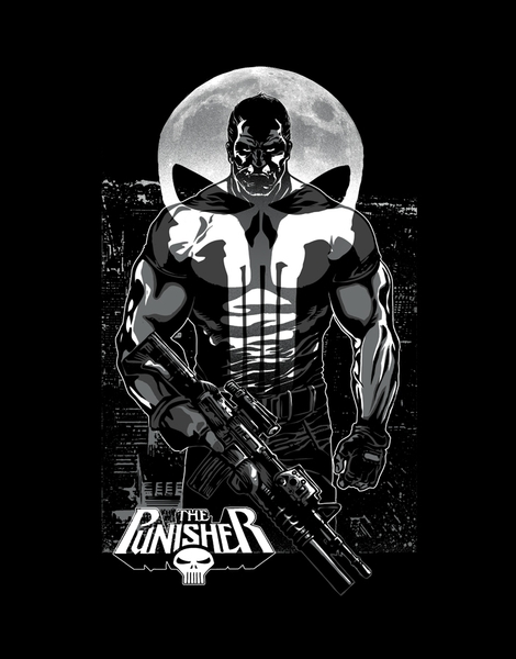 Punisher Hero Shot