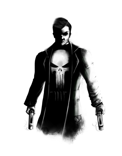 The Punisher Hero Shot