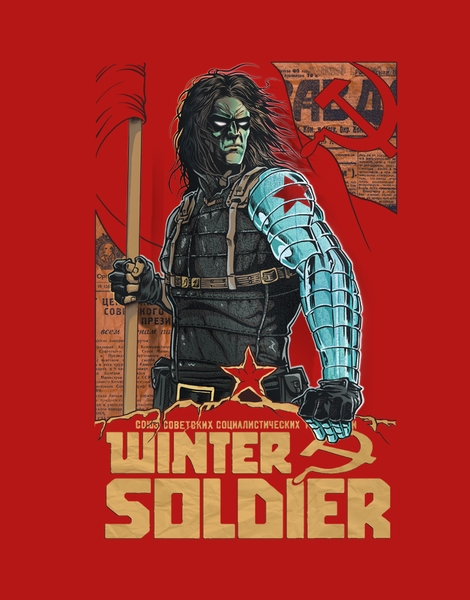 Winter Soldier Hero Shot