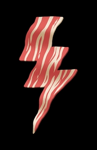 Powered By Bacon Hero Shot