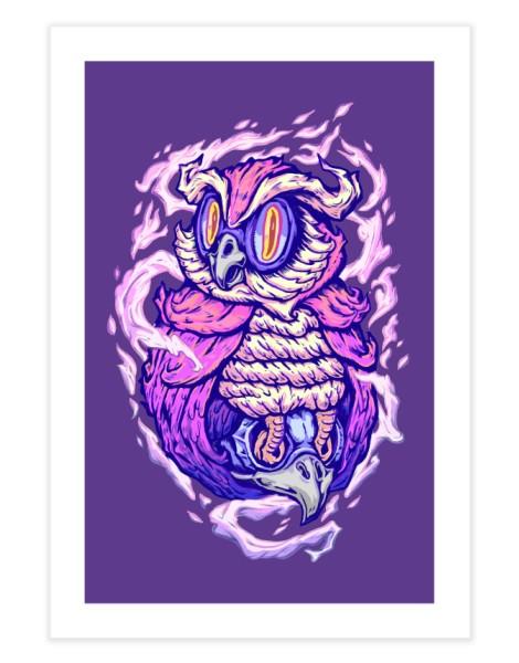 Owl Spirit Hero Shot
