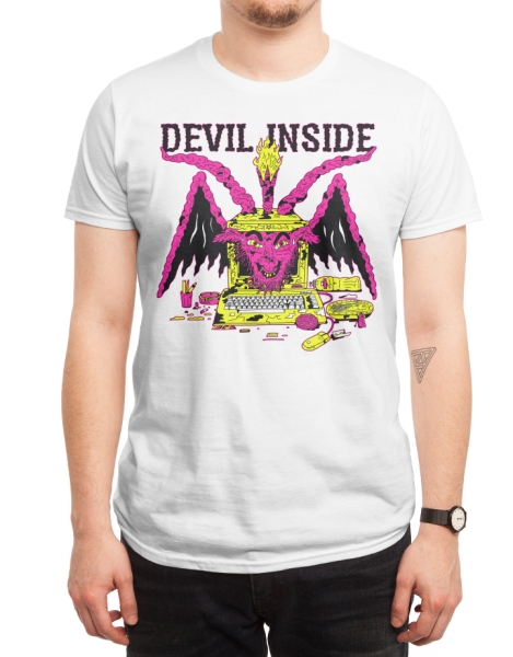 Devil Inside Hero Shot
