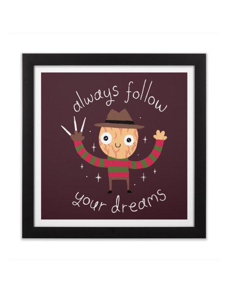Always Follow Your Dreams Hero Shot